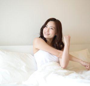 質の高い睡眠を取るためにも、オーガニック素材の寝具がオススメです。