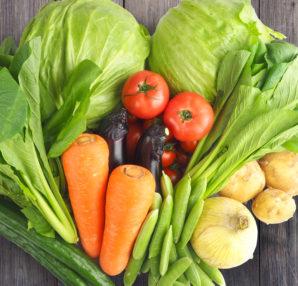 健康的な生活には、有機野菜や新鮮な食材は欠かせないですよね!