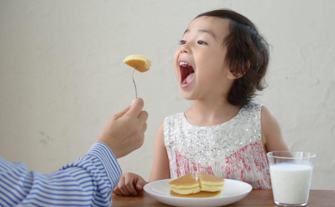 幼児食インストラクターが、幼児期のおやつの重要さについてご紹介します!