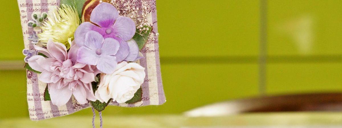 春の衣替えシーズンにおすすめの、アロマやハーブを使った防虫サシェの作り方をご紹介します。