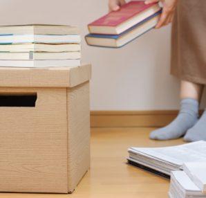 整理整頓をして身のまわりをスッキリすることで、ストレスも軽減され気分もリフレッシュできますよ。