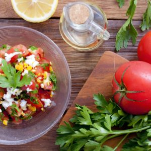 「ローフードソースのレシピを使って、ディップにカナッペ、サラダやパスタ、簡単に新鮮な酵素をたくさん取り入れよう」