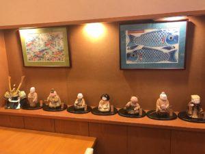 次にご紹介するマクロビ和菓子のお店は、巣鴨にある甘露七福神です。