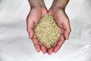 CAFEKO(カフェコ)で使用しているインディカ米の栽培には、現地でこだわって栽培されています。