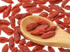 クコの実は強い抗酸化作用があるため、アンチエイジングのスーパーフードとしても有名です。