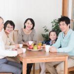 """食べてくれる人がいて完成する""""食卓""""と家族の健康"""
