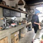 北陸の穴場的なお店オーガニックカフェ『KALE kitchen』の様子