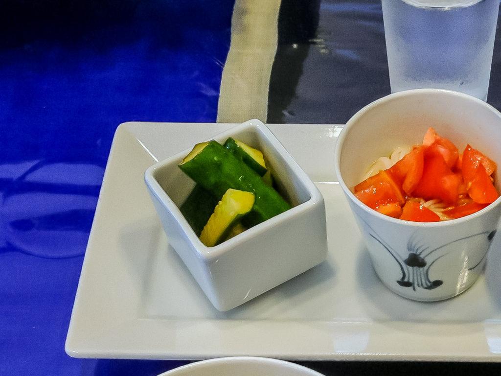 夏バテ予防によい食材と簡単レシピの晩ご飯編の紹介「キュウリの浅漬け」