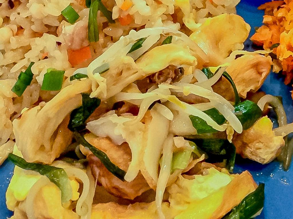 夏バテ予防によい食材と簡単レシピの晩ご飯編の紹介「フーチャンプルー」