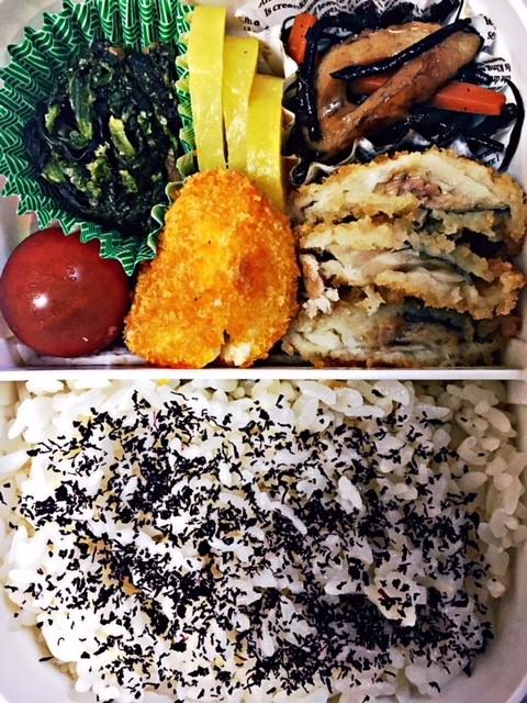 卵がなくてもお弁当を彩る黄色い食べ物―野菜編で紹介しているお弁当