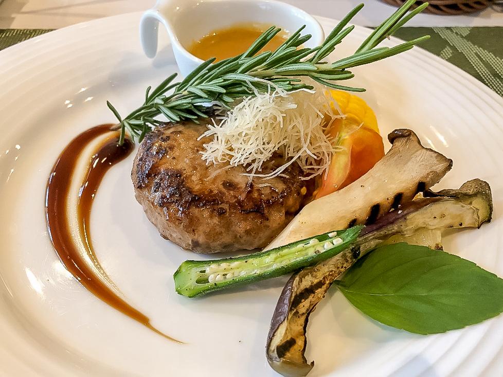 沖縄のオーガニックにこだわったリゾートホテル・テラスガーデン美浜リゾートのプリフィックスのコース仕立ての朝食のメニュー