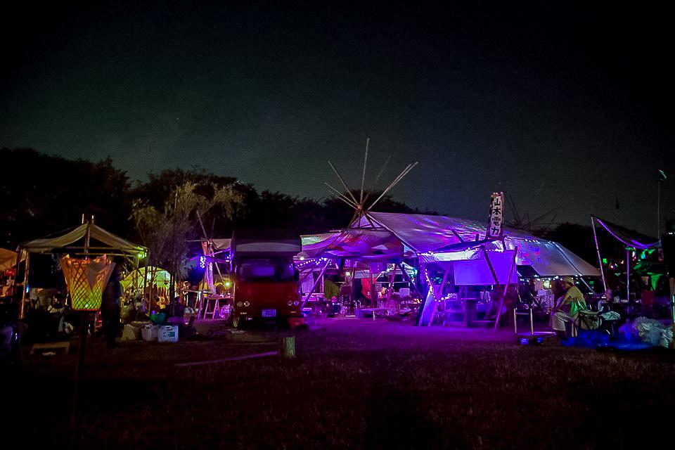 音楽フェスやイベントでの電力供給