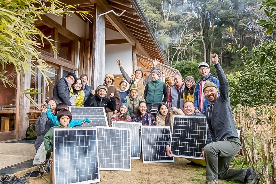持続可能な社会を目指して活動中!「やまでん」こと山本電力