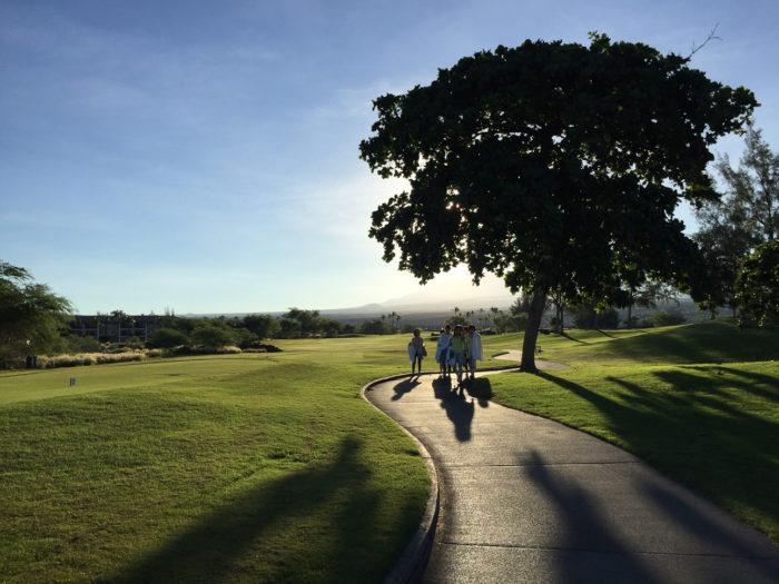 ハワイのことわざに「no rain no rainbow」雨が降るから虹が架かるという意味です。