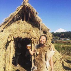 静岡県の富士山里山育ちクラフトビール、FUJIYAMA HUNTER'S BEER!