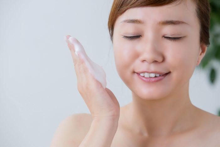 肌ケアを考え、肌にやさしいオーガニック石鹸を使うことをおすすめします。