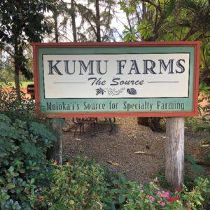 安全で美味しい野菜を購入できる!モロカイ島のオーガニック農園「Kumu Farms」現地レポート!