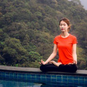 """ヨガインストラクターが解説!心穏やかに暮らすための新習慣""""瞑想""""②~姿勢編~"""