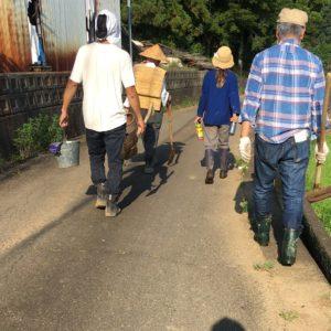 私たちは農業もファッションも好きだ!農ファッション農ライフ-no fashion no life-