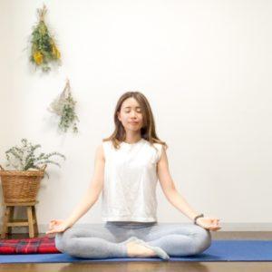 """ヨガインストラクターが解説!心穏やかに暮らすための新習慣""""瞑想""""③~実践編~"""
